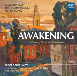Awakening - 21st Century Slovenian Flute Music