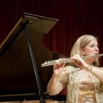 BSU C200 gold flute